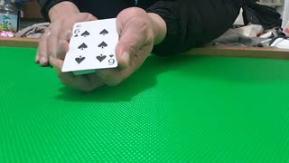 kp001-[Teaching] Playing cards change cards simple tricks