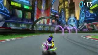 Crash Team Racing Nitro Fueled - Slide Coliseum Ring Rally Gameplay