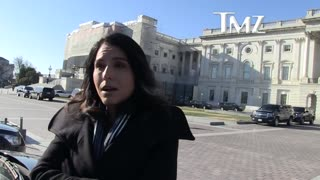 Gabbard asked about impeachment vote
