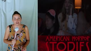 American Horror Stories - Rubber Woman 1 & 2 - Maggie J Reviews