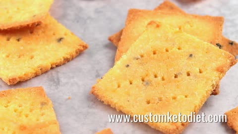 6 Minute Cheese Biscuits - Deliciously Easy