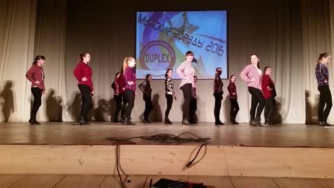 Dance time crew