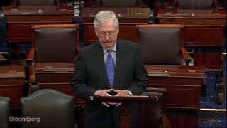 McConnell: Democrats Need to Take 'Yes for an Answer'