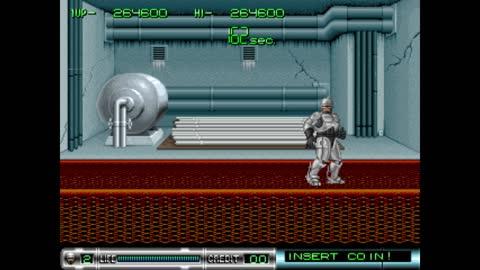 Robocop 2 (Arcade) - Complete No Deaths