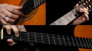 Malaguena Guitar Lesson - Classical Fingerstyle Guitar