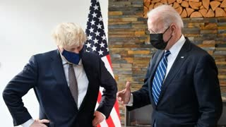 Biden and UK's Johnson to meet for talks this month
