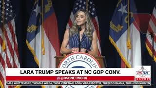 Full Speech HD: President Donald J. Trump at NC GOP Convention 6/5/21