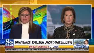 Sidney Powell Election Fraud 2020