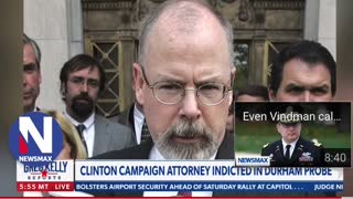 Campaign Attorney For Clinton, Indicted in Durham Probe