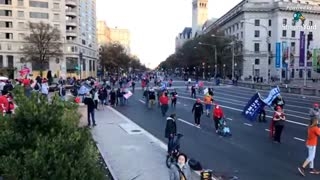 Live stream : March for Trump - DC Part5