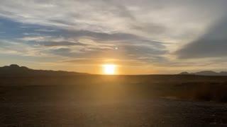 Time Lapse Sunset 3/6/2021