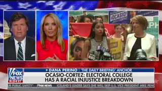 Perino schools Ocasio-Cortez on Electoral College