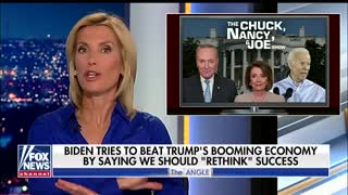 Laura Ingraham on Pelosi and Schumer meeting with Trump