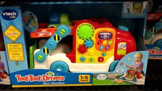 Toot Toot Drivers Truck