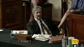 Senator Kennedy Questions Fauci On The Coronavirus