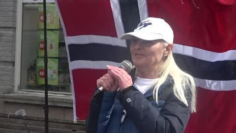 Anna Bråten Hønefoss 22.5.21