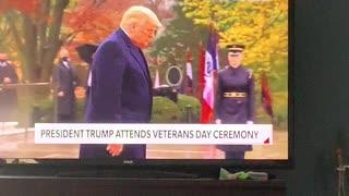 God Bless President America