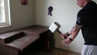 Mjölnir, the hammer of Thor