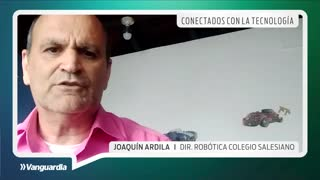 Vanguardia es: Joaquin Ardila