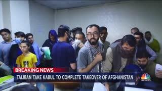 Taliban Advance On Kabul news