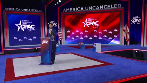 CPAC 2021- The Left's Assault on a Free Principle, Big Control