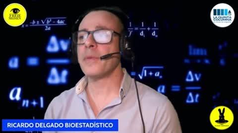 Ricardo Delgado: GraphenOxid als Ursache für Covid1984