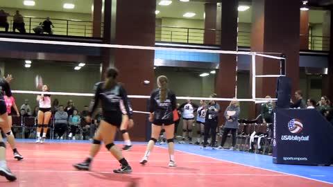 MLK Volleyball Tournament 5B