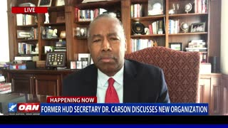 One-on-One with former HUD Secy. Dr. Ben Carson