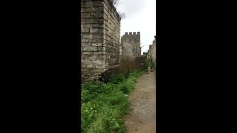 Стамбул / Константинополь. Феодосиевы стены