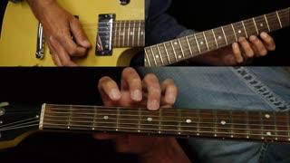 The 5 Pentatonic Minor Scale Patterns - Guitar Lesson