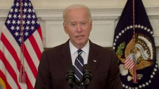 """""""This Is Not about Freedom"""" Biden Announces Vaccine Mandate"""