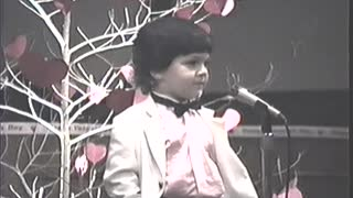 Special Service - Valentine's Talent Show, 1989