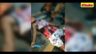Hombre herido en Bucaramanga con arma blanca