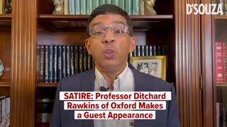 SATIRE: Professor Ditchard Rawkins of Oxford Makes a Guest Appearance
