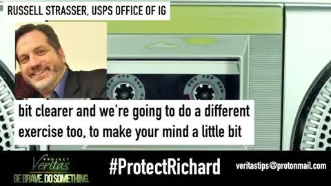 """RICHARD HOPKINS"" - Postal Worker - Whistleblower of the Ballot Fraud Incident - Election Fraud"