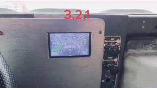 Duramax humvee launch 0 to 60