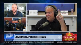 Bannon: The Most Egregious Election Fraud Is In Wisconsin