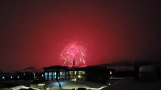 World's Largest Aerial Firework Stuns Steamboat Springs
