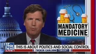 Tucker Drops Truth: Here's What Biden's New Mask Mandate Really Means