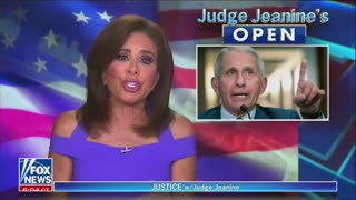 Judge Jeanine To Biden: 'The Totalitarian Impulse in You Is So Strong'