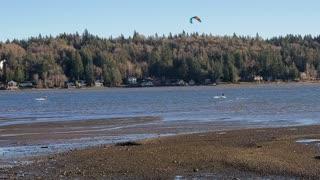 Kite surfing day