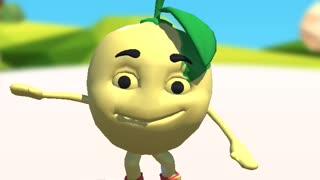Dancing lemon