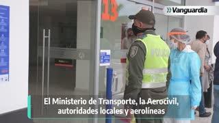 Bucaramanga - Cúcuta será la primera ruta de vuelos nacionales que retornará