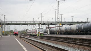 train from germany