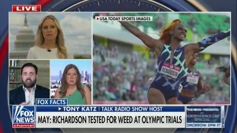 Katz On Fox: Don't Smoke Pot And Then Enter The Olympics