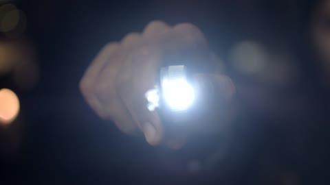 How to make an LED Lock Key   Life Hack