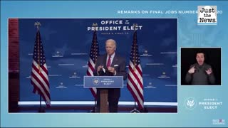 Biden says COVID-19 vaccine should not be obligatory