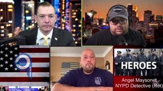 NYPD Detective That Foiled Bin Laden Terror Plot!   Patriotically Correct Radio