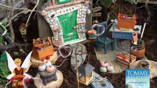 Tommy Tinker's Magical Fairy Garden
