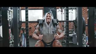 "Dwayne ""The Rock""Jonhson Fitness Motivation"
